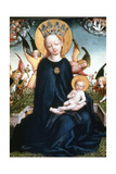 Virgin and Child, 15th Century Giclee Print by Martin Schongauer