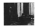 La Liseuse, C1870-1930 Giclee Print by Paul Albert Besnard