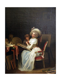 A Painter, C1785 Giclee Print by Louis Leopold Boilly