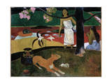 Pastorales Tahitiennes, 1892 Giclee Print by Paul Gauguin