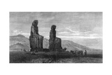 The Land of Egypt, 1862 Giclee Print by M Jackson