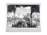 Dubourg's Museum, Grosvenor Street, Westminster, London, 1818 Giclee Print by Matthew Dubourg