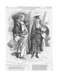 Sweet Girl Graduates, 1880 Giclee Print by Joseph Swain