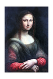 La Joconde, C1500 Giclee Print by  Leonardo da Vinci