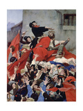 Apotheosis of the Rabble, 1884 Giclee Print by Louis Maurice Boutet De Monvel