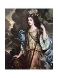 Barbara Villiers, Duchess of Cleveland, Countess of Castlemaine, C1660s Giclee Print by Peter Lely