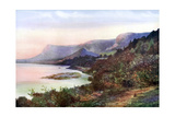 Glencar Lough, County Sligo, Ireland, 1924-1926 Giclee Print by MC Green