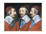 Cardinal Richelieu, French Prelate and Statesman, C1642 Giclee Print by Philippe De Champaigne