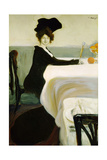 Dinner, 1902 Giclee Print by Leon Bakst