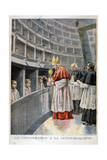 Confirmation at the Prison De Petite Roquette for Children, Paris, 1896 Giclee Print by Oswaldo Tofani
