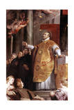 St Ignatius of Loyola, 16th Century Spanish Soldier and Founder of the Jesuits, 1617-1618 Giclee Print by Peter Paul Rubens