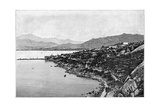 View of Stora Bay, C1890 Giclee Print by  Meunier