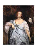 Elizabeth Bagot, Countess of Falmouth, C1670S Giclee Print by Peter Lely