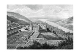 Heidelberg Castle, Germany, in 1620 Giclee Print by Matthaus Merian