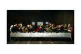 The Last Supper, 1803 Giclee Print by Michael Kock