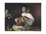 Lute-Player, C1595 Giclee Print by  Caravaggio