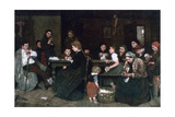 Untitled, C1864-1900 Giclee Print by Mihaly Munkacsy