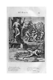 Midas, 1615 Giclee Print by Leonard Gaultier