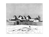 The Mosque of the Swords, Kairwan, C1890 Giclee Print by  Meunier