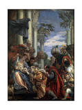 The Adoration of the Magi, 1570s Giclee Print by Paolo Veronese