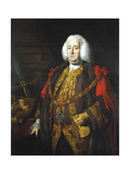 Sir Robert Kite, Lord Mayor 1766, C 1766 Giclee Print by Nathaniel Dance-Holland