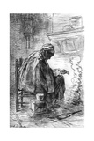 The Hearth, C1880-1882 Giclee Print by Jozef Israels