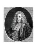Baron De Laune Giclee Print by Louis Michel Van Loo