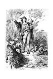 Minnesanger, C1880-1882 Giclee Print by Karl Theodor von Piloty