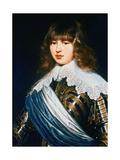 Vladimir of Denmark, C1617-1681 Giclee Print by Justus Sustermans