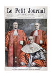 The Judges of the Supreme Court of Appeal, France, 1899 Giclee Print by Oswaldo Tofani