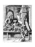 Spur Maker, 16th Century Giclee Print by Jost Amman
