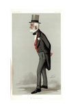 Mr James Weatherby, 1890 Giclee Print by Liborio Prosperi