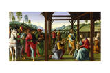 The Adoration of the Magi, Late 15th-Early 16th Century Giclee Print by  Perugino