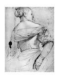 Study of a Woman, 1913 Giclee Print by Paolo Veronese