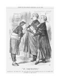 In Liquidation, 1880 Giclee Print by Joseph Swain