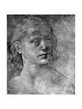 The Head of a Young Woman, 15th or 16th Century Giclee Print by Lorenzo di Credi