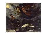 Justice and Divine Vengeance Pursuing Crime, 1808 Giclee Print by Pierre-Paul Prud'hon