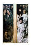 Altarpiece of Saint Vincent, 1460 Giclee Print by Nuno Goncalves