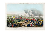 Thirty First Regiment, Battle of Ferozeshah, 2nd Day, 22nd December 1845 Giclee Print by  Madeley