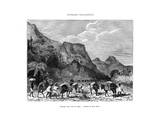 Landscape in the Island of Cuba, 19th Century Giclee Print by Paul Huet