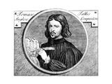 Thomas Tallis, (C1505-158), English Organist and Composer, 1700 Giclee Print by Niccolo Francesco Haym