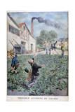 Hunting Accident, 1900 Giclee Print by Oswaldo Tofani
