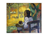 Be Be (Nativit), 1896 Giclee Print by Paul Gauguin