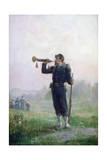 The Bugle, C1846-1890 Giclee Print by Paul Alexandre Protais