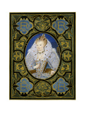 Queen Elizabeth I, 16th Century Giclee Print by Nicholas Hilliard
