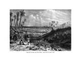 Landscape in the Island of Cuba, 1859 Giclee Print by Paul Huet