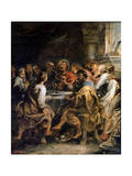 The Last Supper, C1630-1631 Giclee Print by Peter Paul Rubens