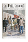 Indochinese Unrest, Exposition Universelle, Paris, 1900 Giclee Print by Oswaldo Tofani