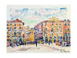 City Square, C1925 Giclee Print by Paul Signac
