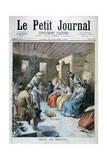Christmas in Russia, 1893 Giclee Print by Oswaldo Tofani